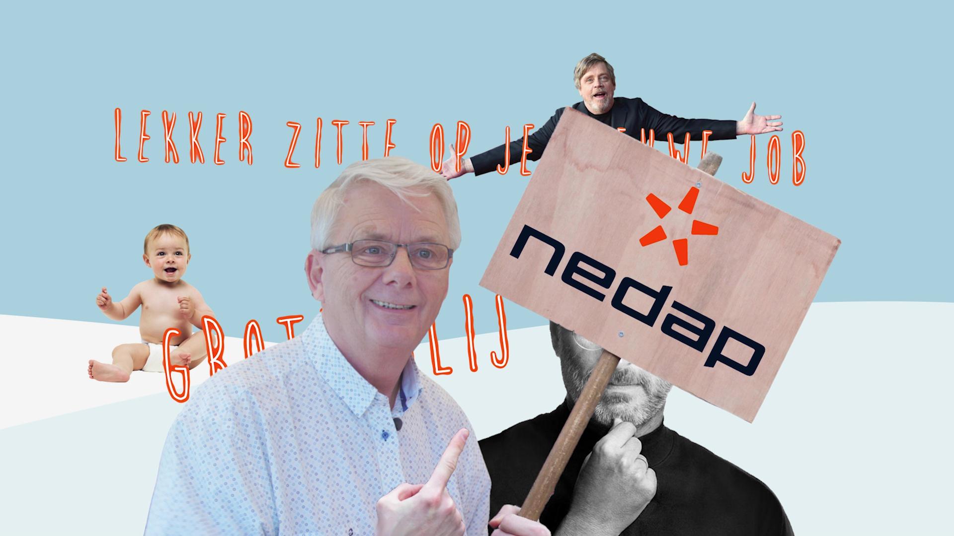Vacature video Nedap: Ben jij de nieuwe Ben?